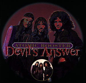 Atomic Rooster CD